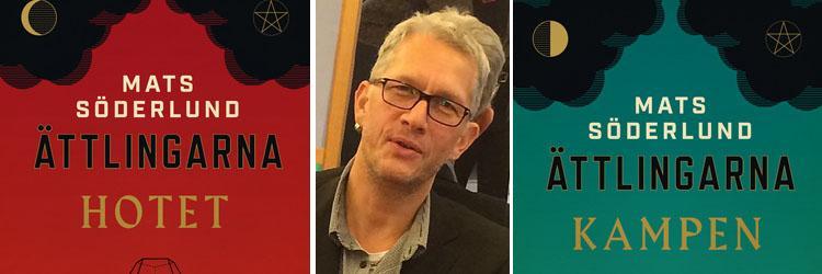 Möt författaren Mats Söderlund